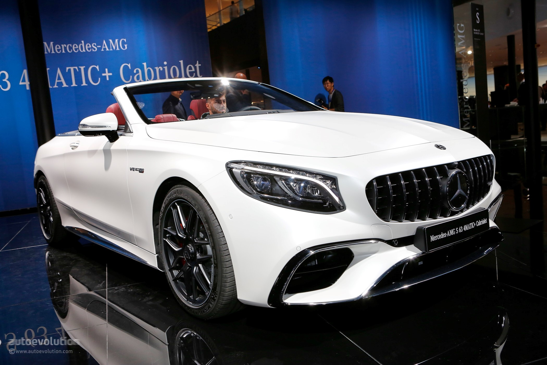 Mercedes Benz S Amg Convertible