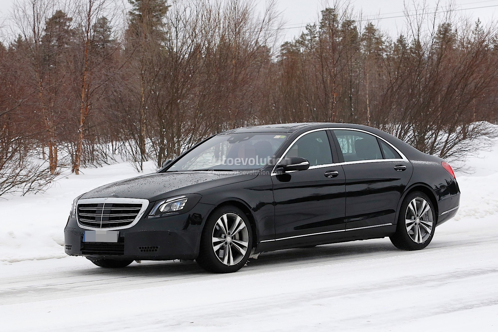 2018 mercedes benz s class facelift gets a new detailed for Mercedes benz news