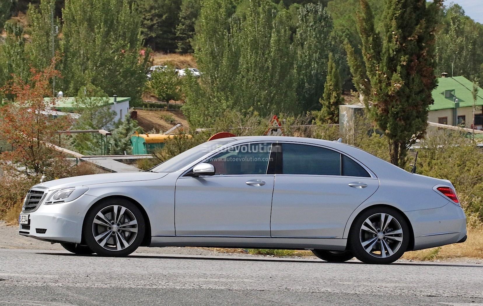 2018 Mercedes-Benz S-Class Flaunts Its Subtle Facelift ...