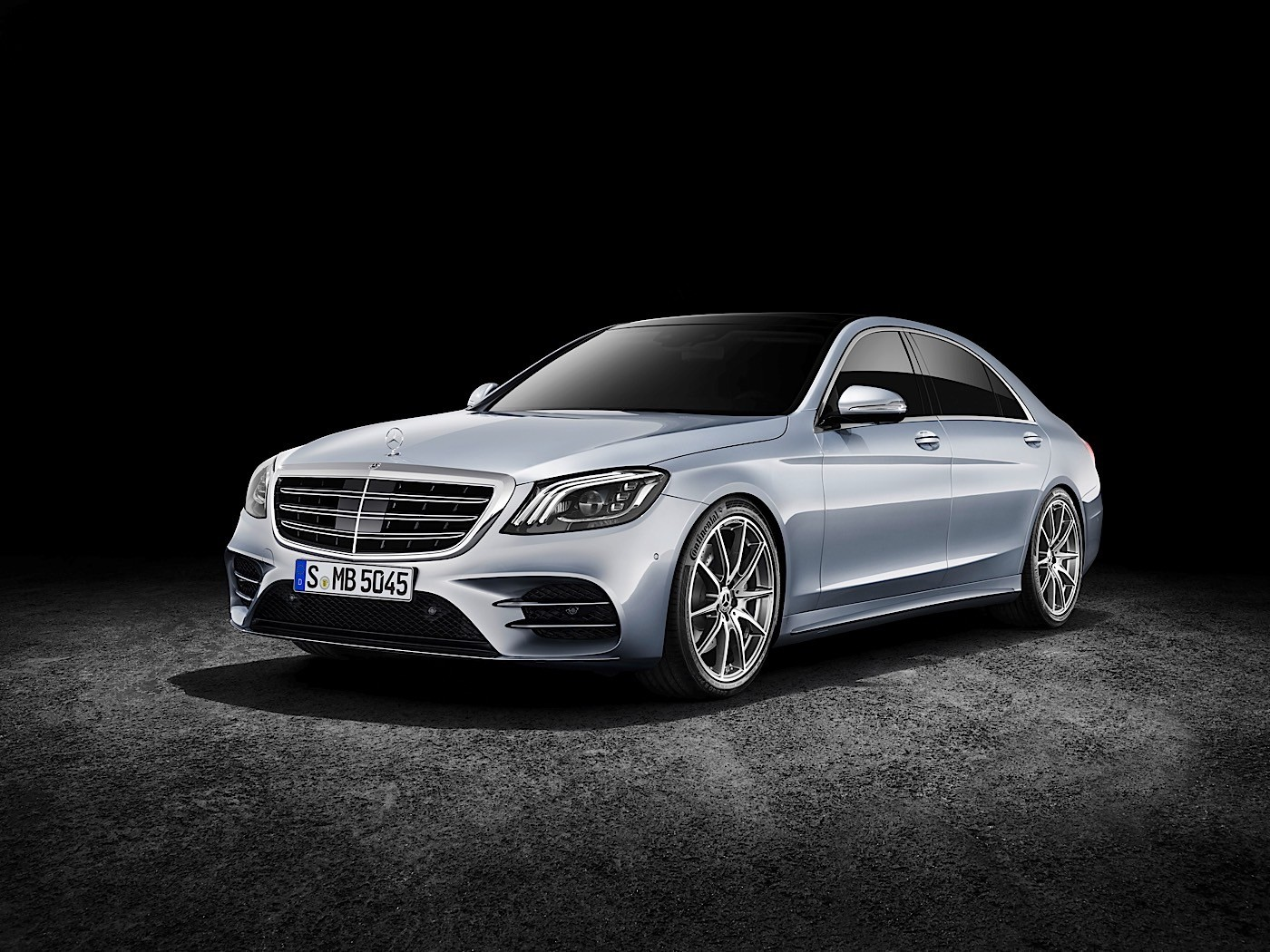 2018 mercedes benz s class w222 facelift brings back the inline six autoevolution. Black Bedroom Furniture Sets. Home Design Ideas