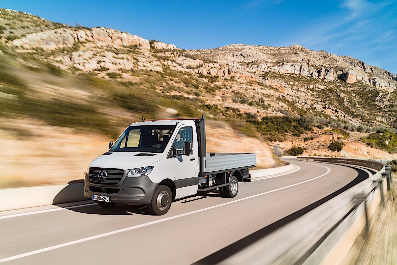 Mercedes-Benz Sprinter-based RV Reviewed by AutoBlog - autoevolution