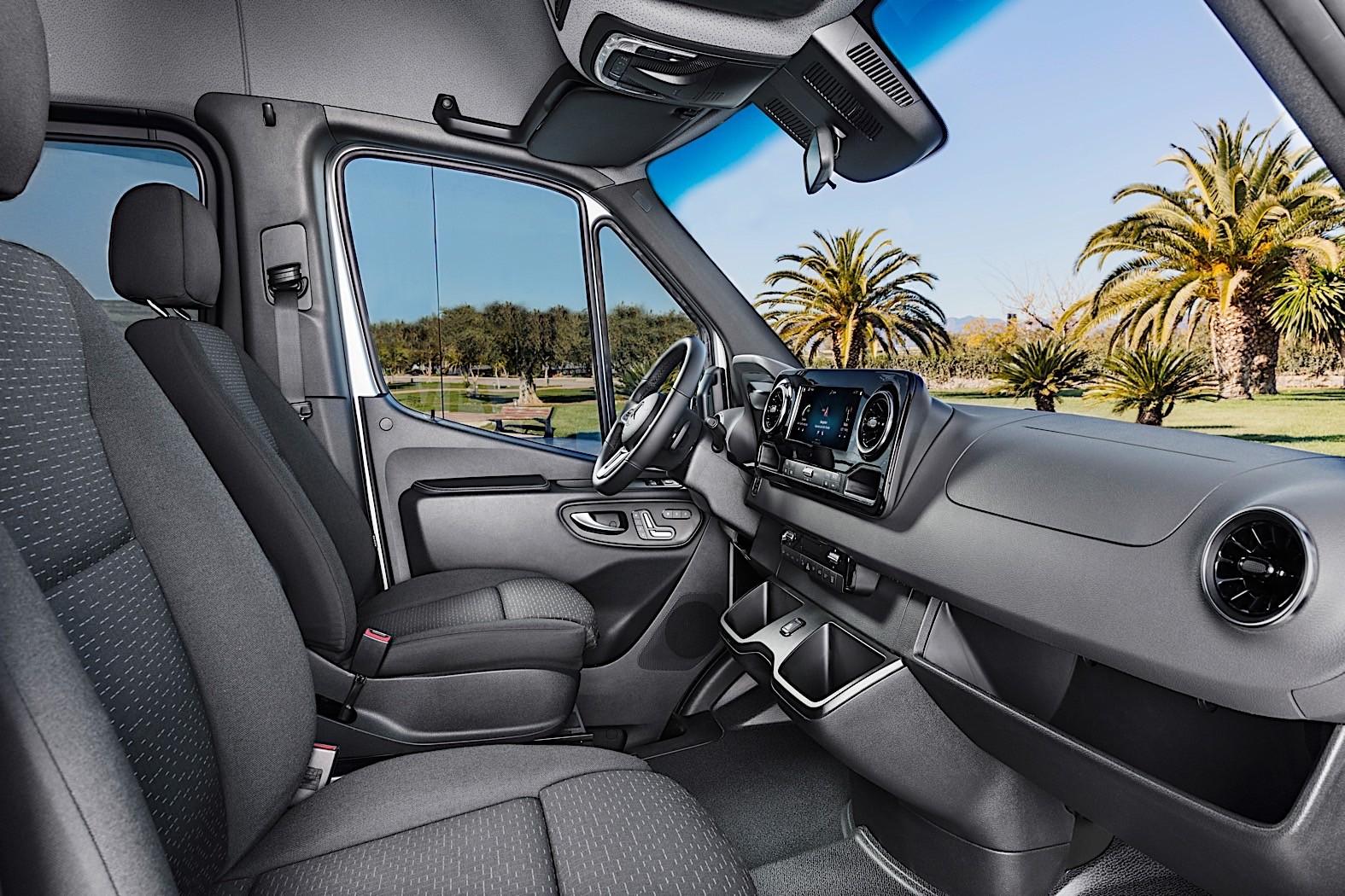 Mercedes Benz Sprinter Based Rv Reviewed By Autoblog