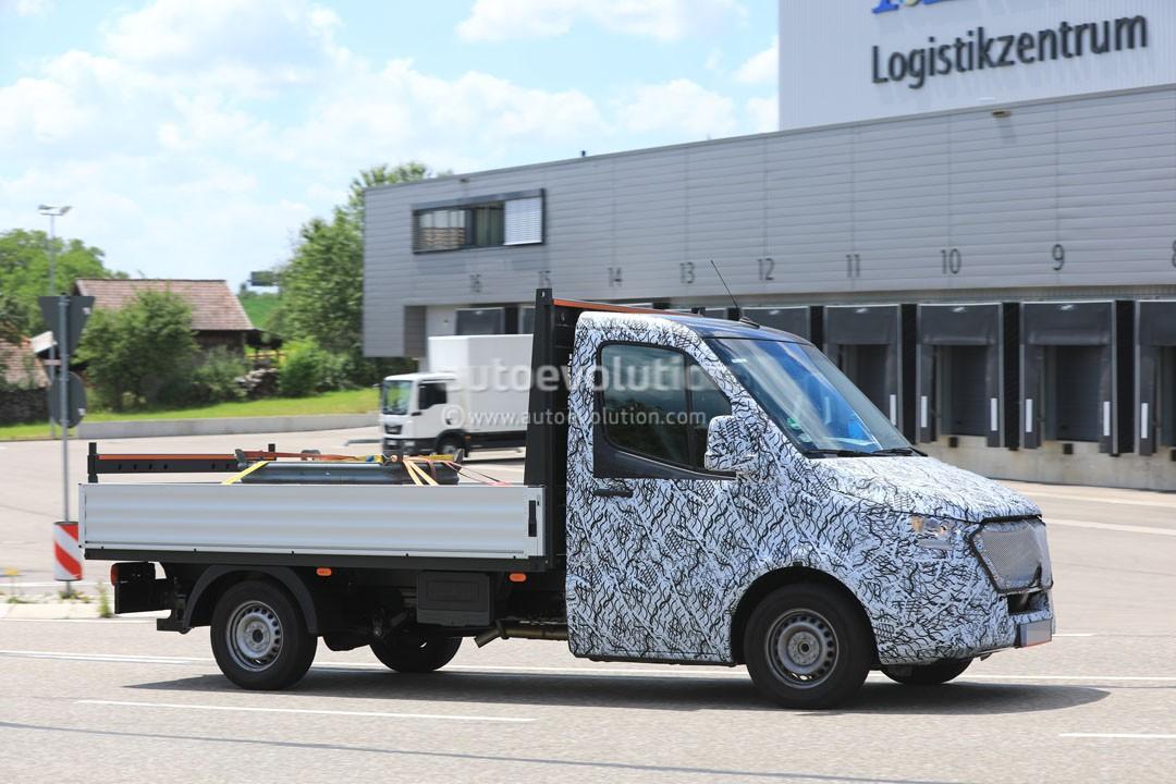 Mb Sprinter 2018 >> Mercedes-Benz Sprinter-based RV Reviewed by AutoBlog - autoevolution