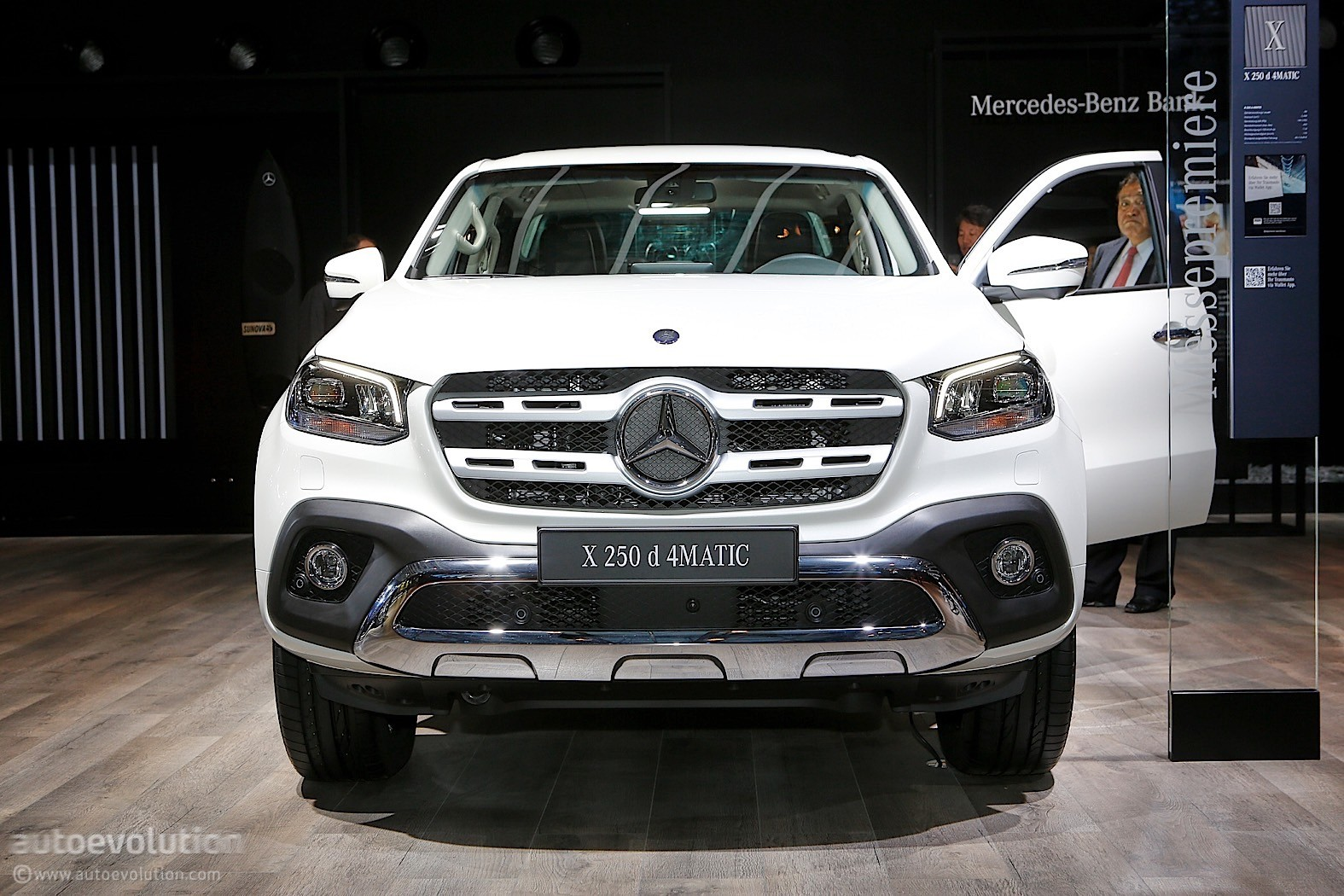2018 mercedes benz x class is like a caveman in an for The most expensive mercedes benz