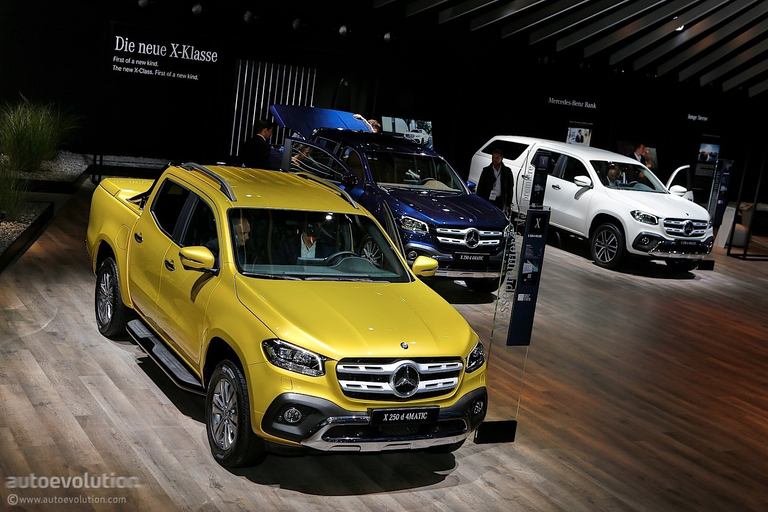 2018 Mercedes-Benz X-Class is Like a Caveman in an ...
