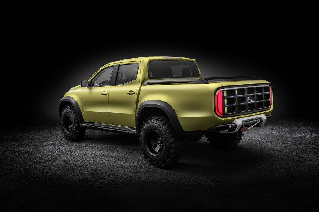 2018 Mercedes Pick Up Truck >> 2018 Mercedes-Benz X-Class in German Traffic, Pickup Truck Could Come to U.S. - autoevolution