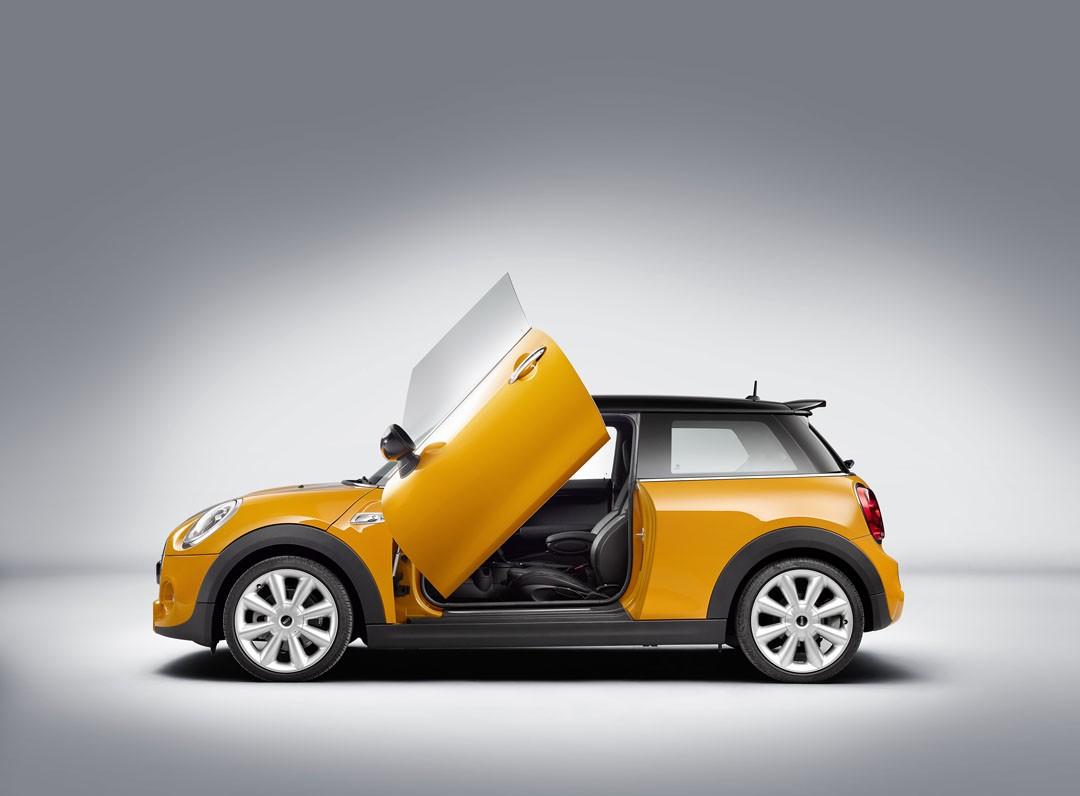 ... 2018 MINI with scissor doors & 2018 MINI Will Feature Scissor Doors for Easier Access More ...