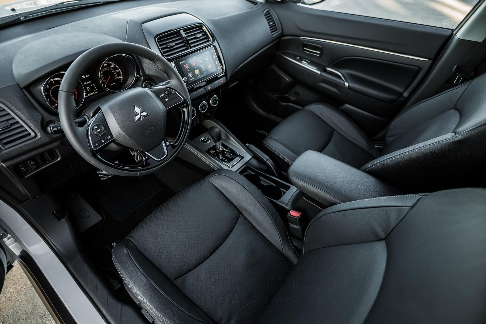 Five Star Auto Sales >> 2018 Mitsubishi Outlander Sport Debuts With Subtle Updates - autoevolution