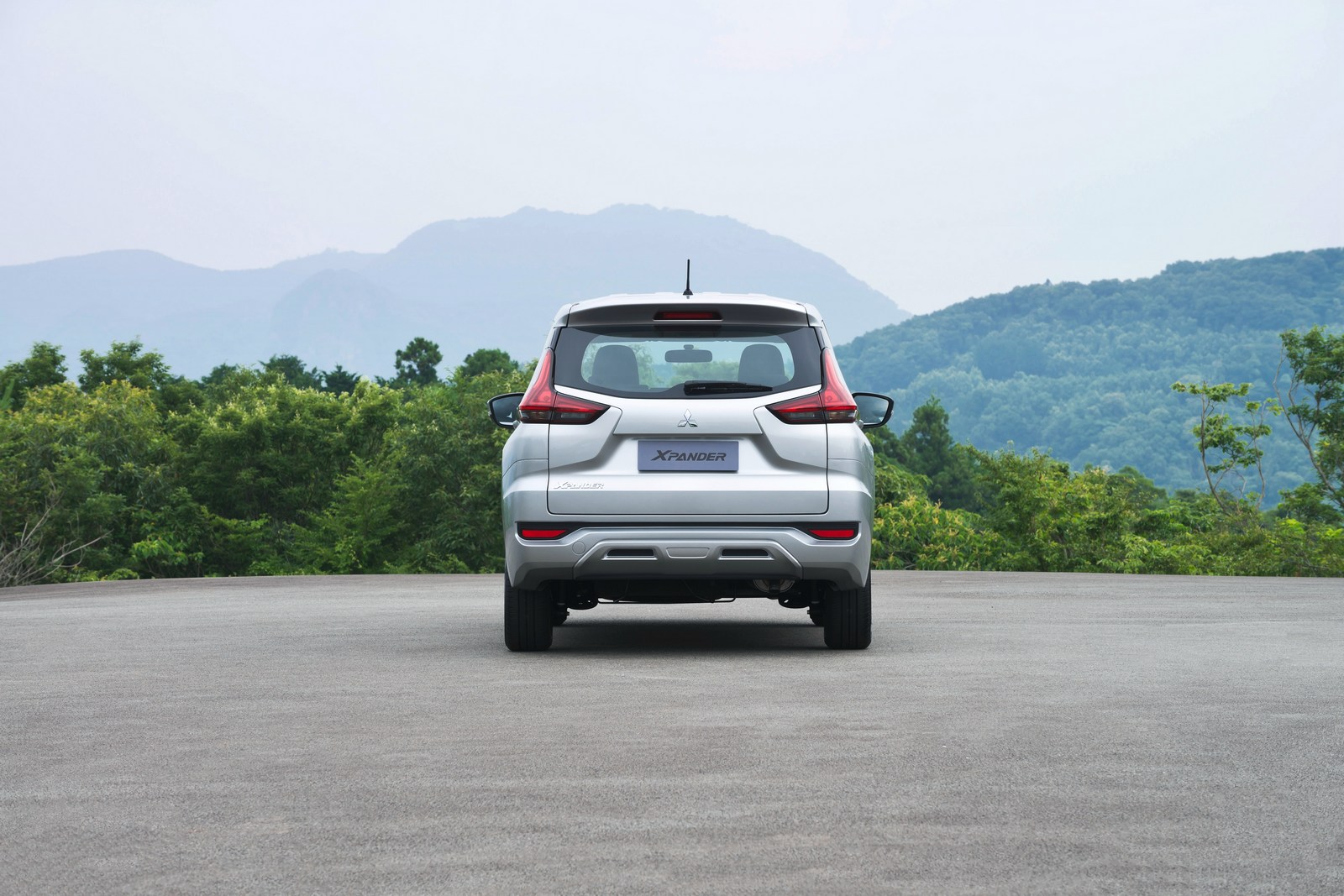 2018 Mitsubishi Xpander Looks Like It Came From Outer ...