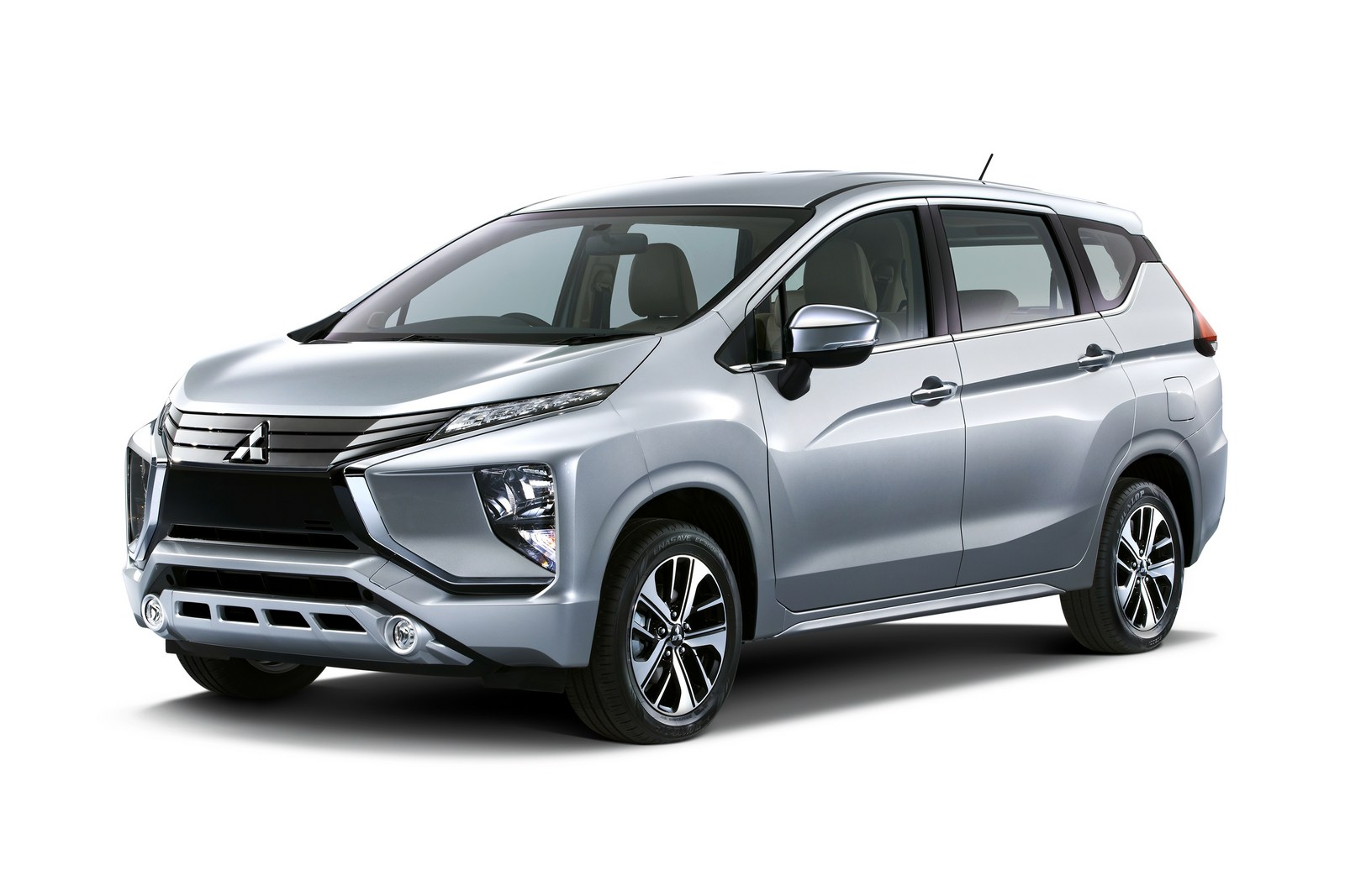 2018 Mitsubishi Xpander Looks Like It Came From Outer Space - autoevolution