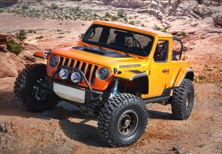 2018 moab easter jeep safari concepts look the part