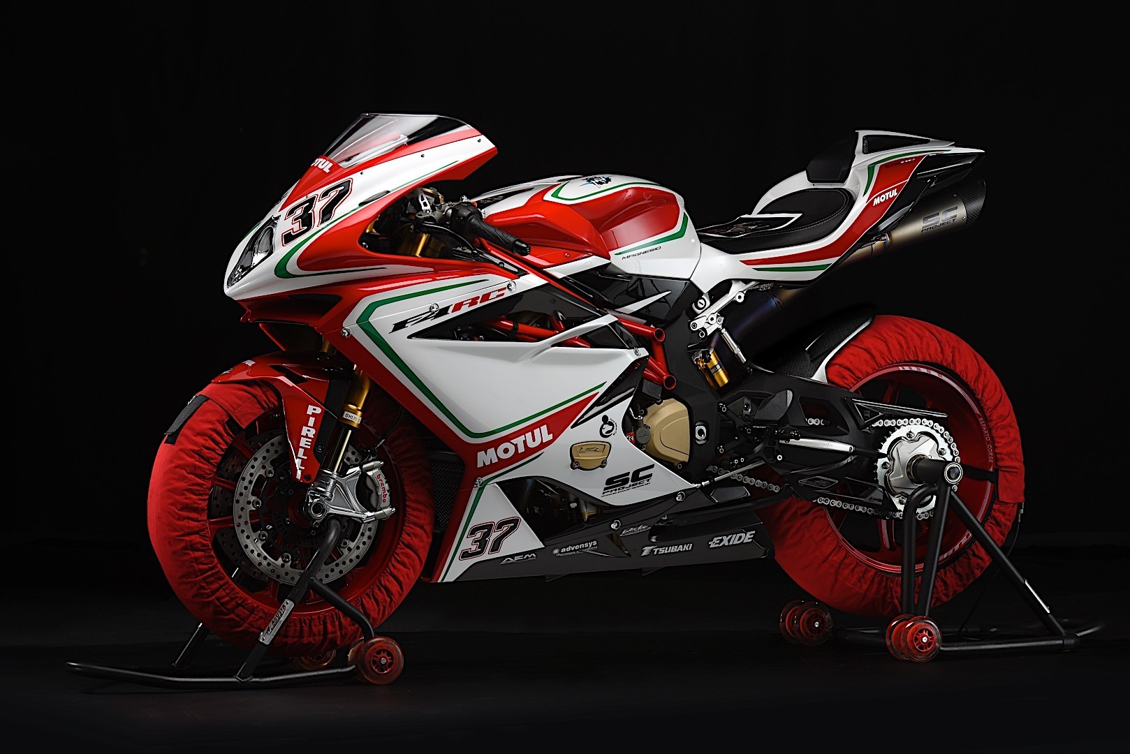 Used Car Factory >> 2018 MV Agusta F4 RC Is World SBK For The Street - autoevolution