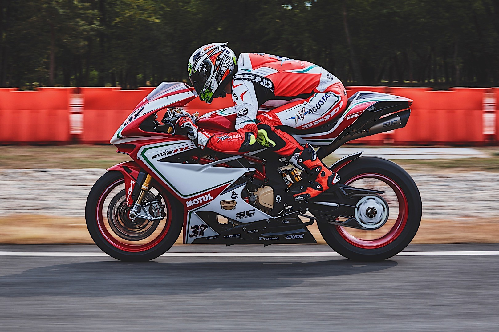 2018 mv agusta f4 rc is world sbk for the street autoevolution. Black Bedroom Furniture Sets. Home Design Ideas