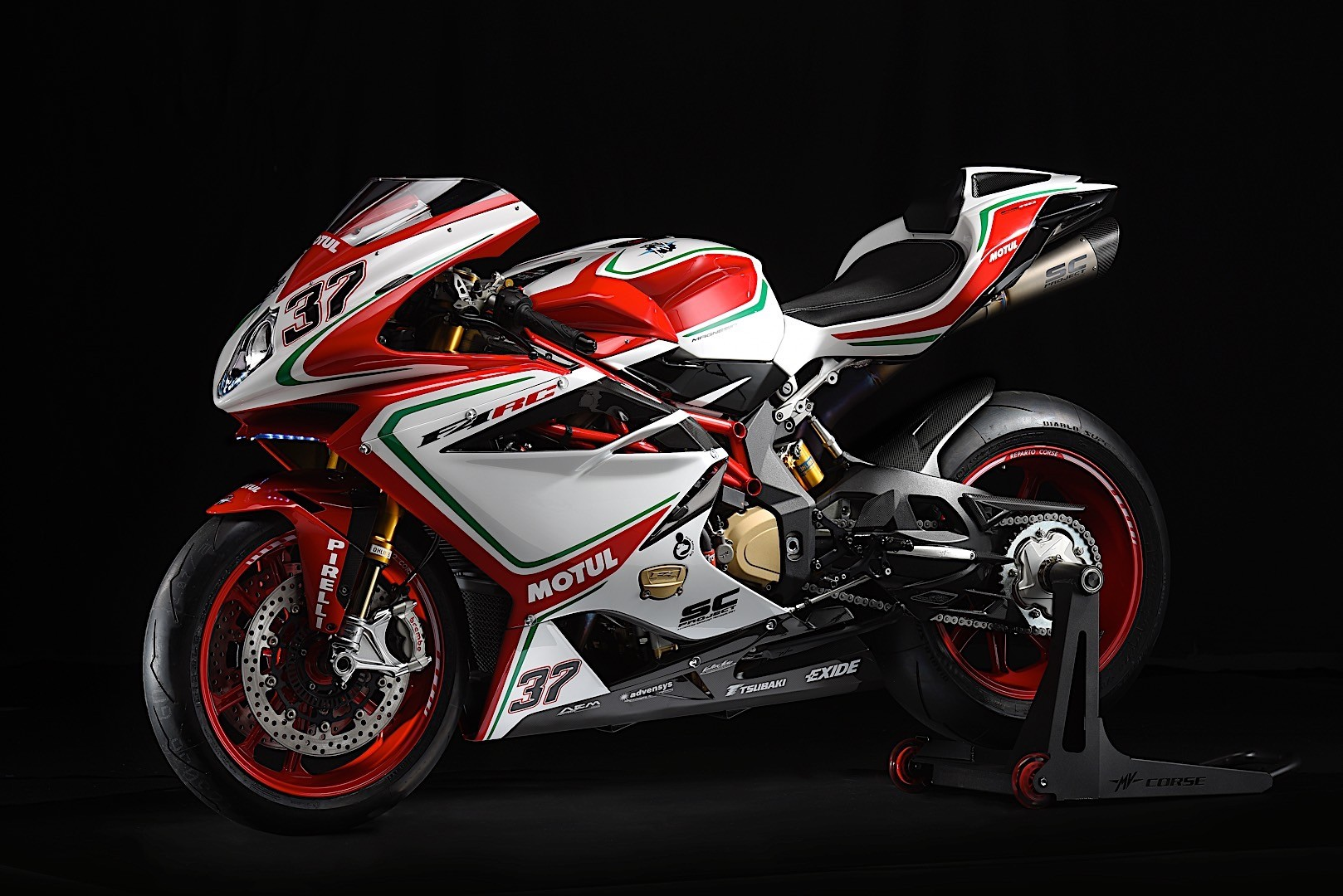 2018 MV Agusta F4 RC Is World SBK For The Street