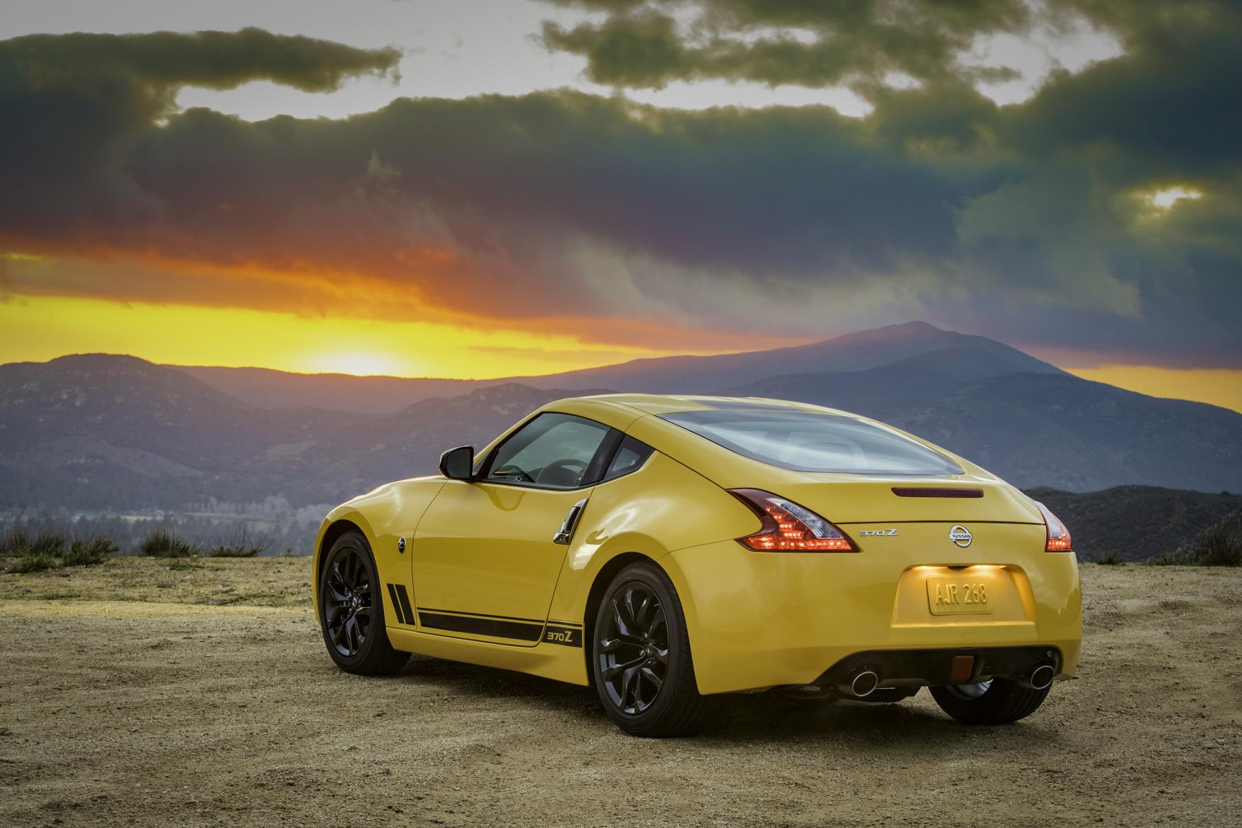 Nissan Breathes New Life Into 370z With Heritage Edition