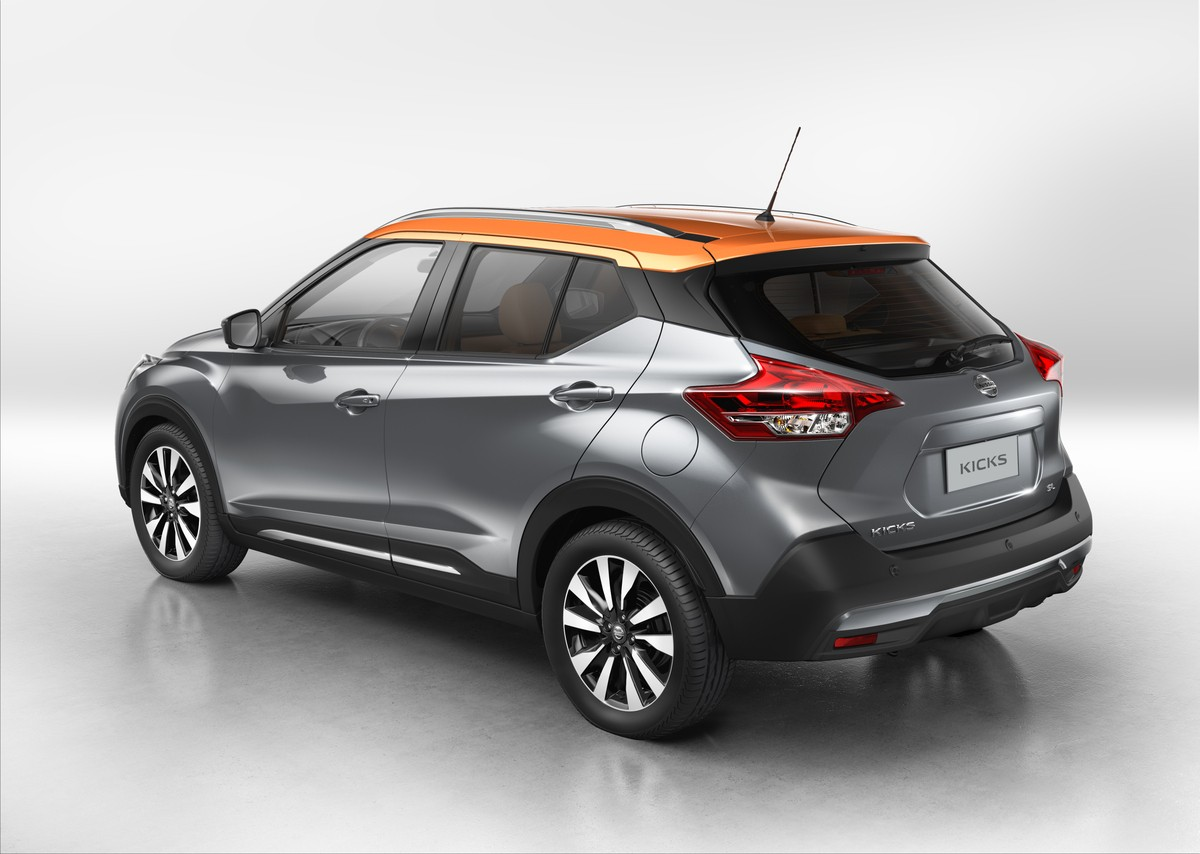 2018 Nissan Kicks Won't Surprise Anyone At The 2017 L.A ...