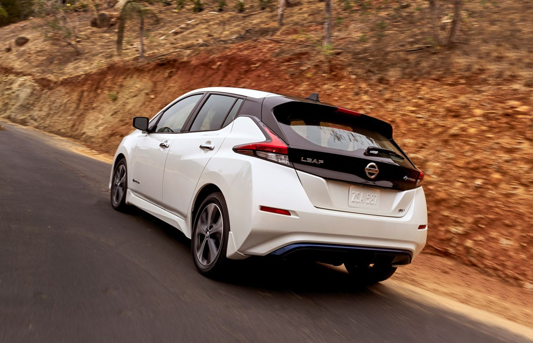 Production of new Nissan Leaf gets underway in Europe