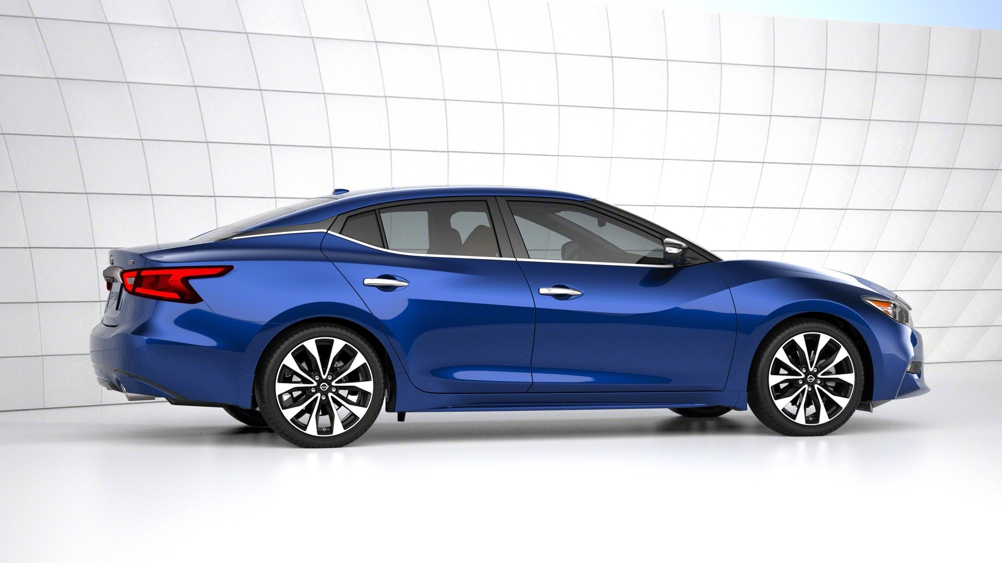 2018 Nissan Maxima Boasts Small Updates Including Android Auto