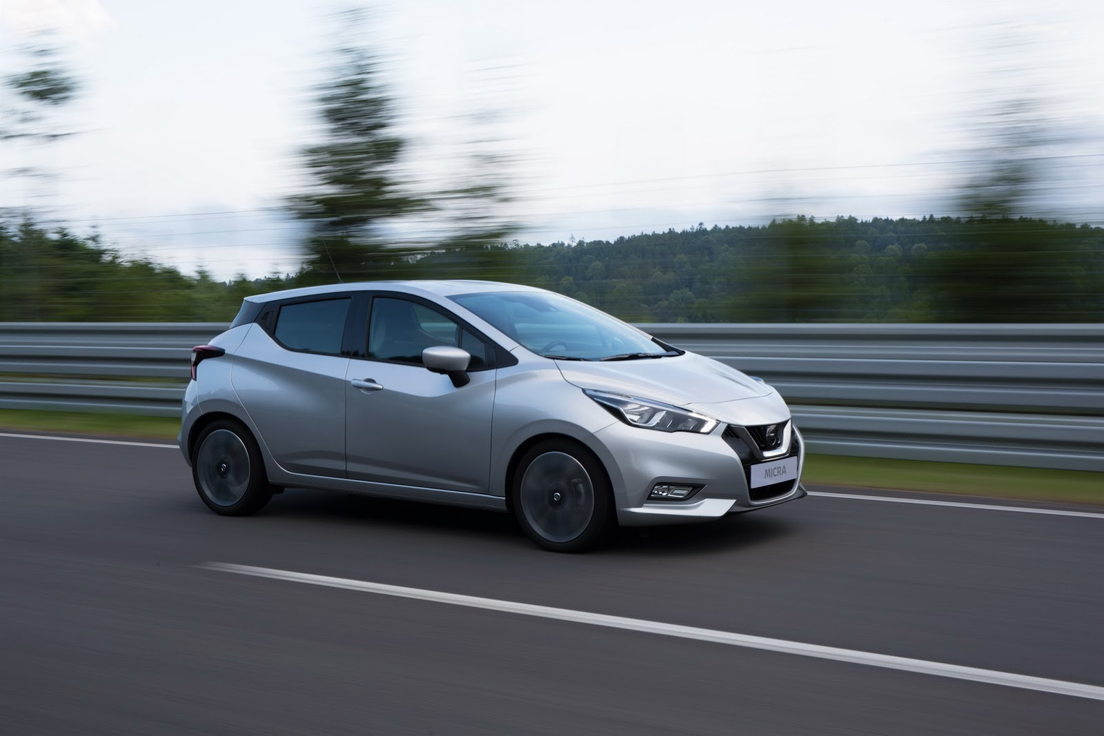 2018 nissan micra nismo looks hot but will it receive the. Black Bedroom Furniture Sets. Home Design Ideas