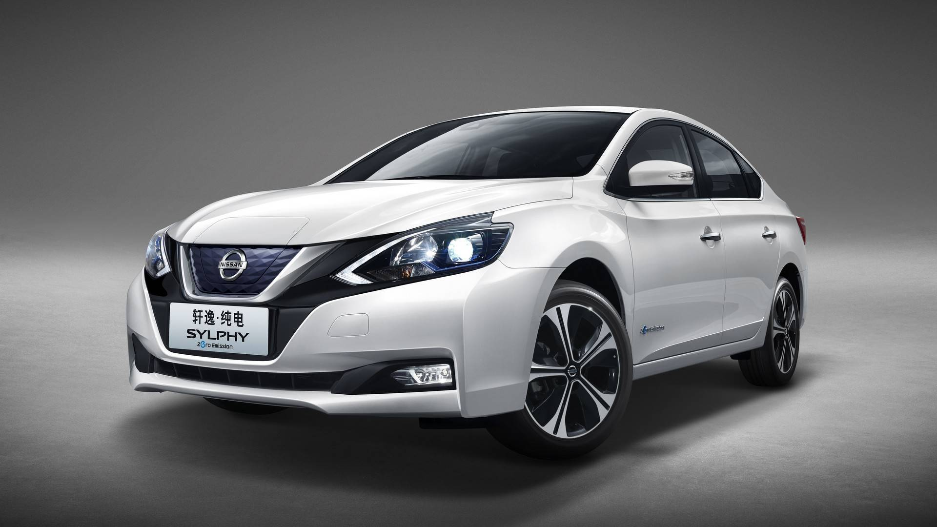 2018 Nissan Sylphy >> 2018 Nissan Sylphy Zero Emission is Half Sentra, Half Leaf - autoevolution