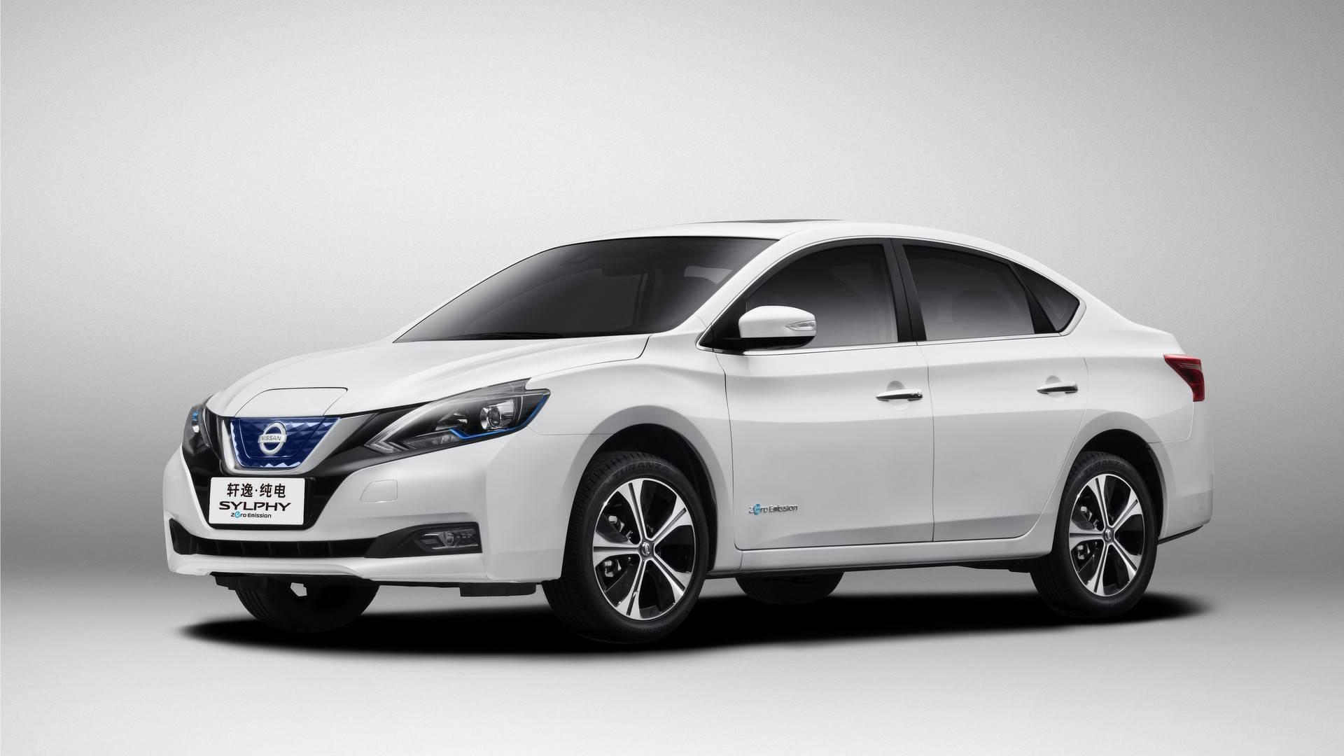 2018 Nissan Altima >> 2018 Nissan Sylphy Zero Emission is Half Sentra, Half Leaf - autoevolution