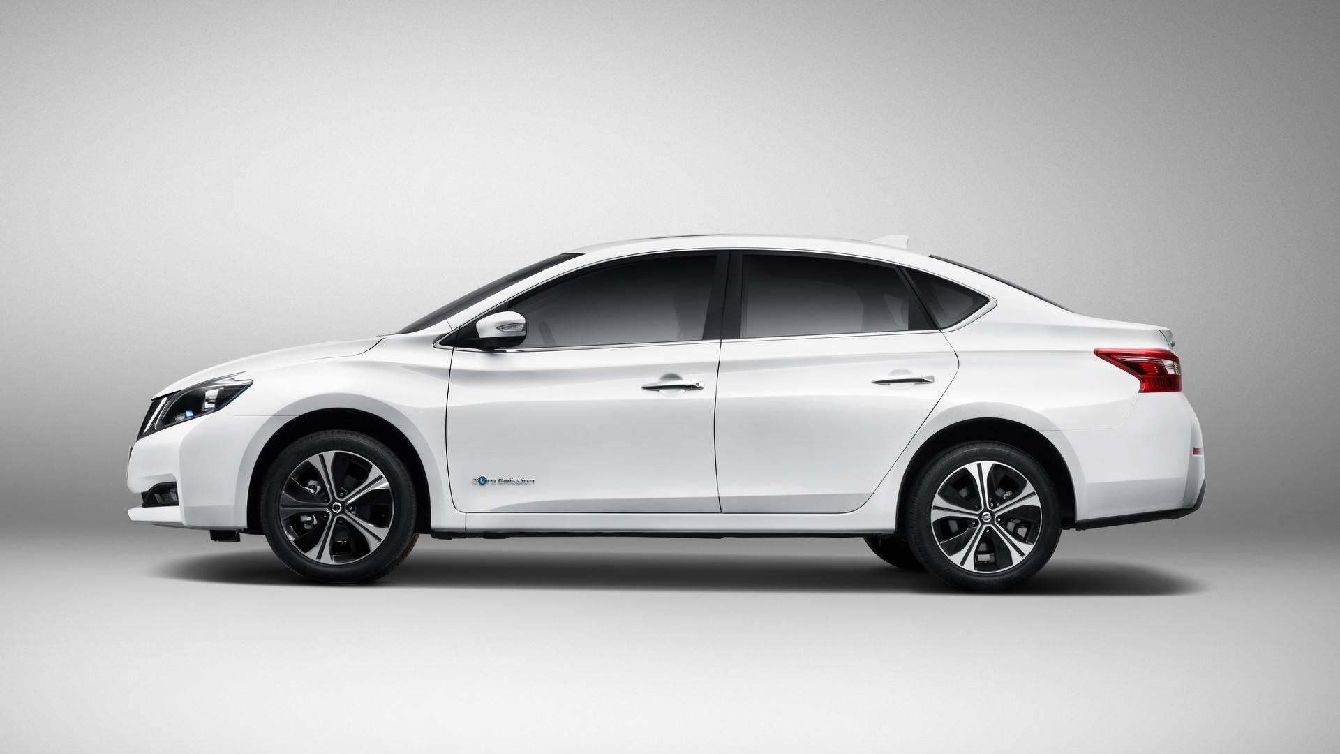 Nissan Armada 2020 >> 2018 Nissan Sylphy Zero Emission is Half Sentra, Half Leaf - autoevolution