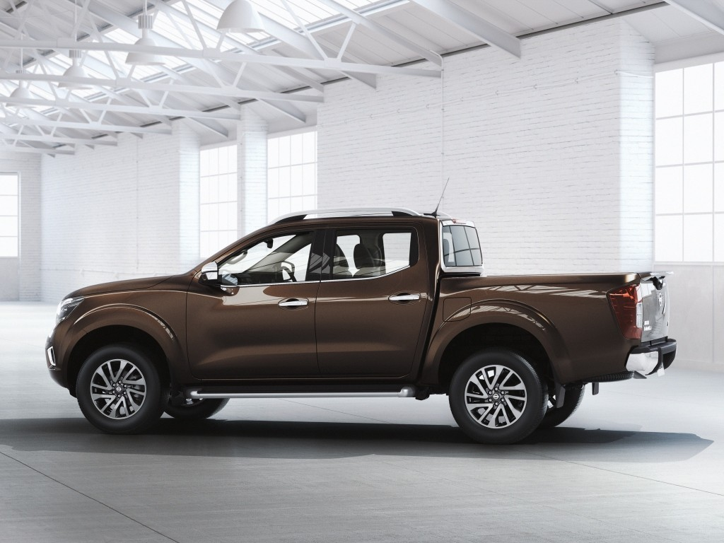 2018 Nissan Xterra Is A Navara With 7 Seats And Body-On-Frame SUV ...