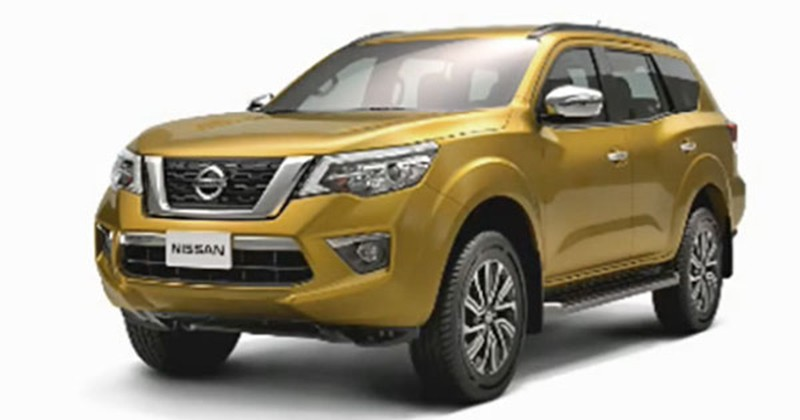 2018 Nissan Xterra Is A Navara With 7 Seats And Body On Frame Suv