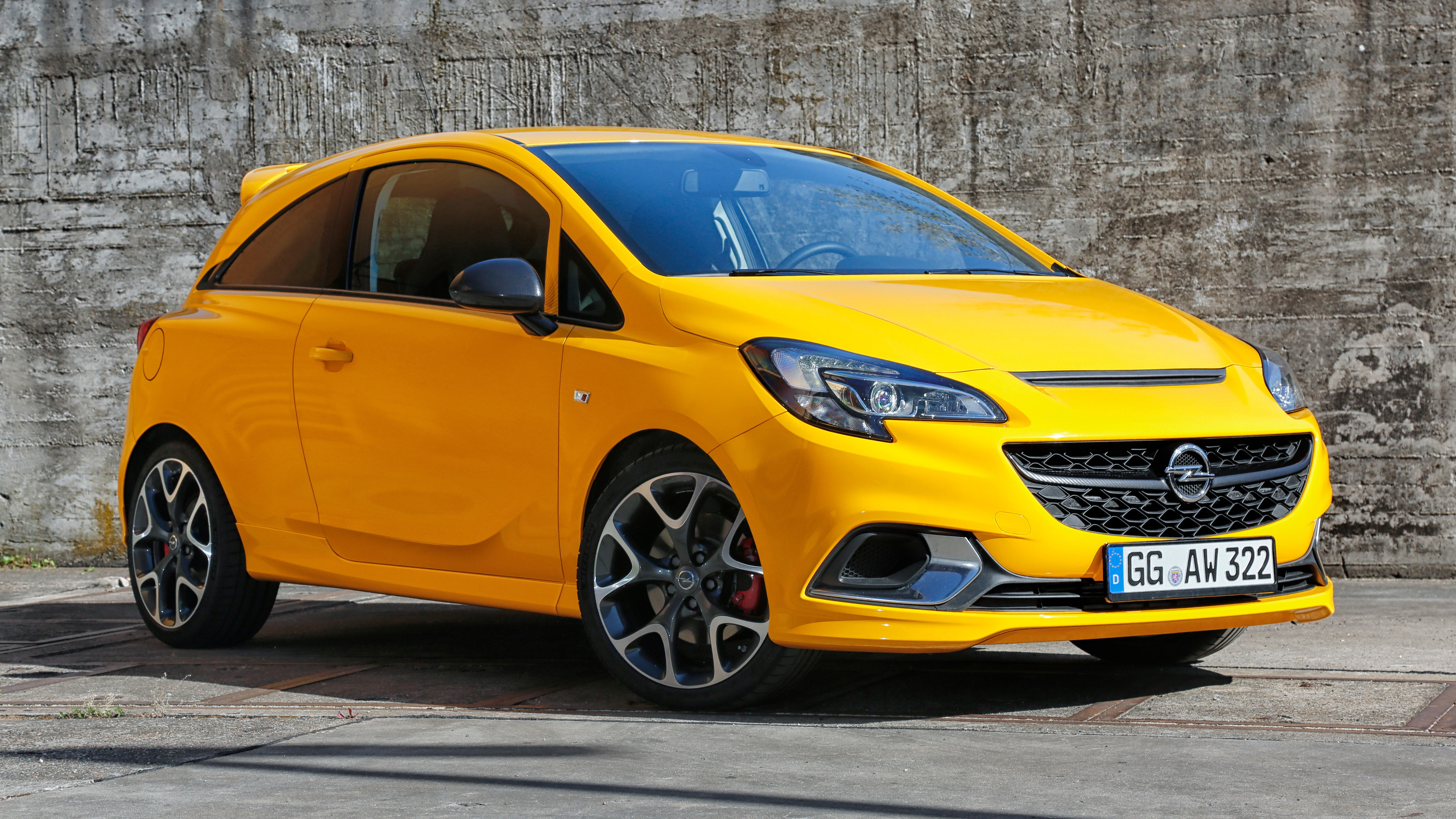 2018 opel corsa gsi packs opc sports chassis autoevolution. Black Bedroom Furniture Sets. Home Design Ideas