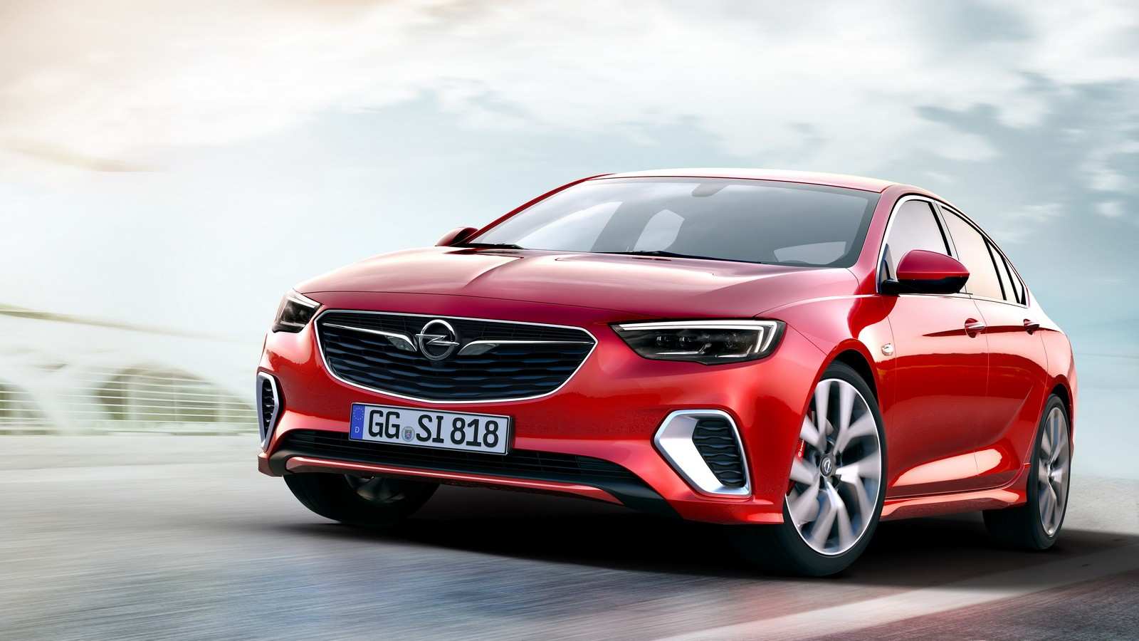 2018 opel insignia gsi is quicker than old insignia opc at the nurburgring autoevolution. Black Bedroom Furniture Sets. Home Design Ideas