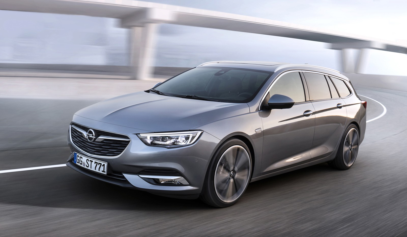 All New Opel Insignia Sports Tourer Officially Revealed Ahead Of Geneva