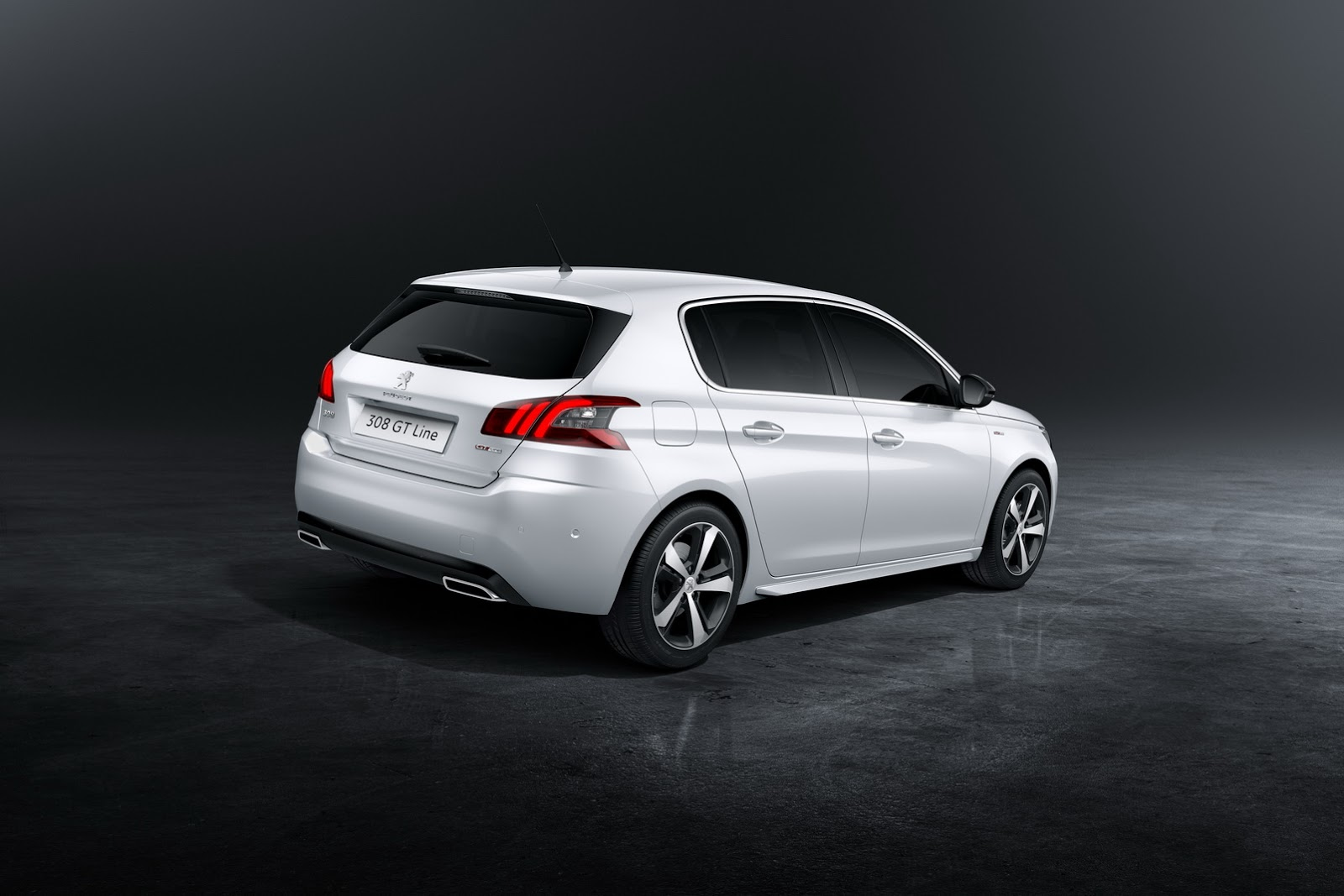 peugeot 308 facelift 2018. perfect facelift 2018 peugeot 308 gti finally shows its facelift in detail with peugeot facelift