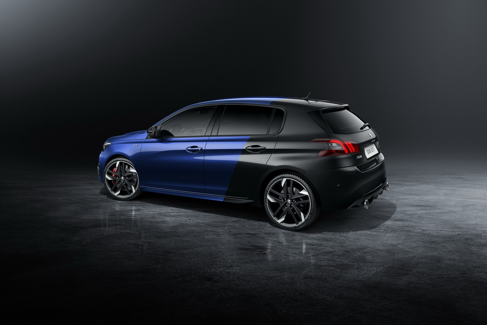 peugeot 308 facelift 2018. plain facelift 2018 peugeot 308 gti finally shows its facelift in detail on peugeot facelift i