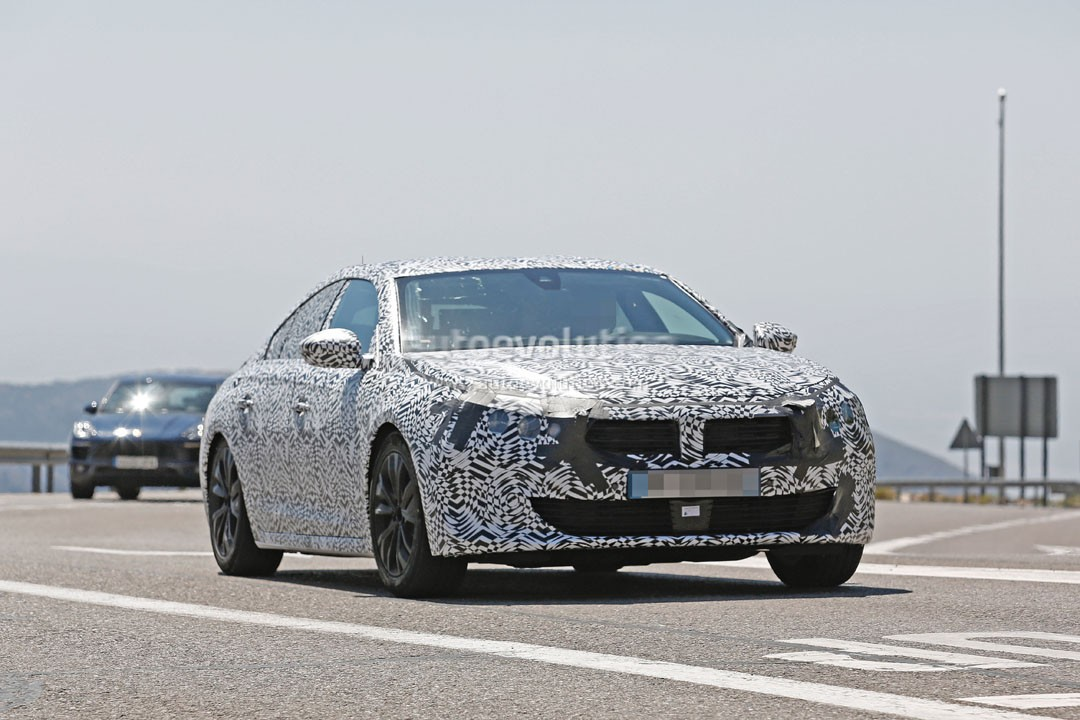 2018 Peugeot 508 Can T Hide Its New Design Under The