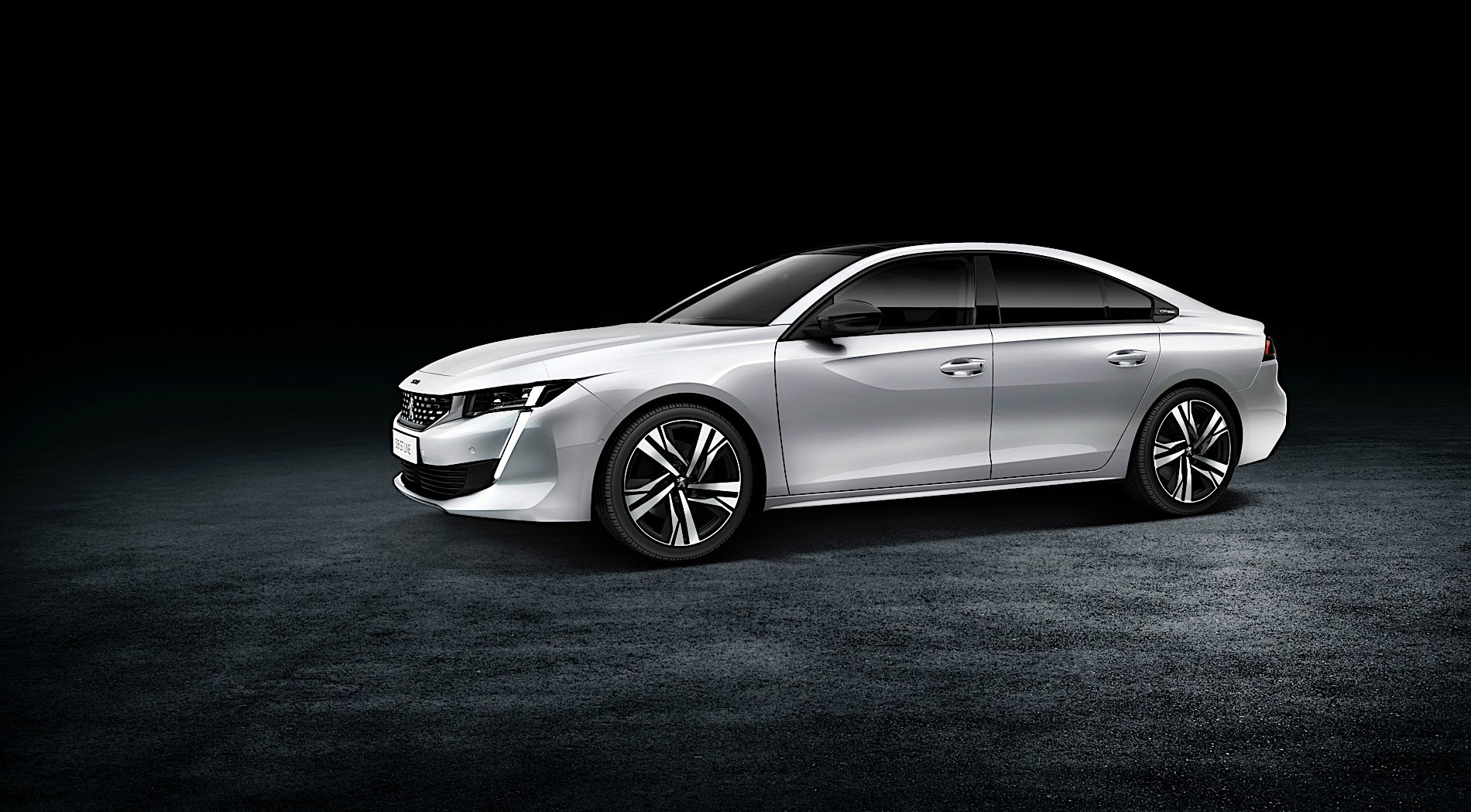 2018 Peugeot 508 Revealed in Full Glory, GT Version Confirmed - autoevolution