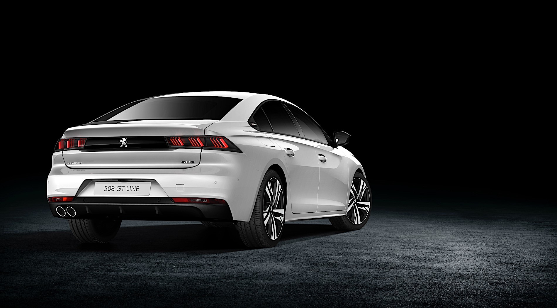 2018 peugeot 508 revealed in full glory gt version confirmed autoevolution. Black Bedroom Furniture Sets. Home Design Ideas