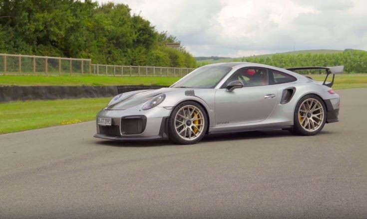 porsche 911 gt2 rs nurburgring lap 2018 porsche 911 gt2 rs reportedly sets 6 nurburgring lap. Black Bedroom Furniture Sets. Home Design Ideas