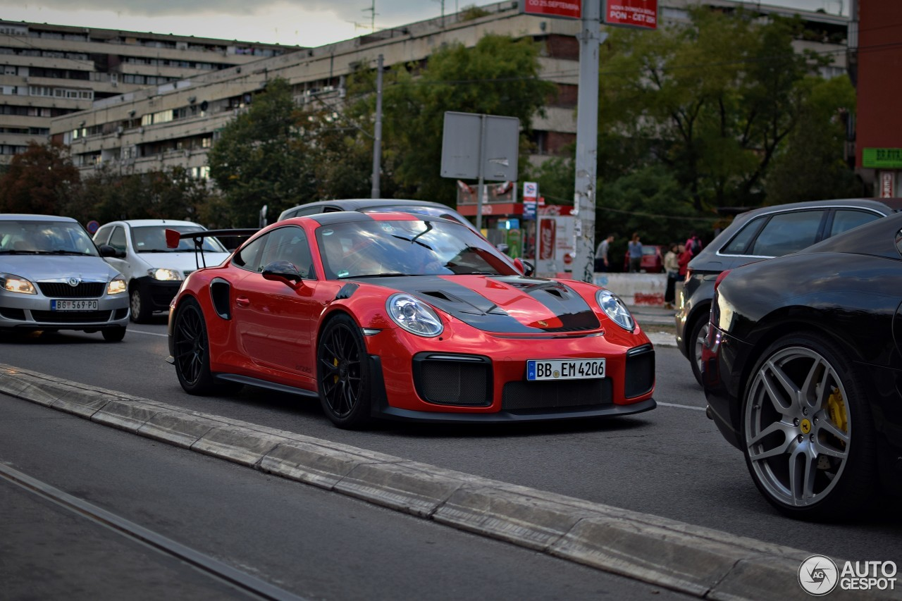 2018 porsche 911 gt2 rs. modren gt2 2018 porsche 911 gt2 rs in serbia  with porsche gt2 rs u