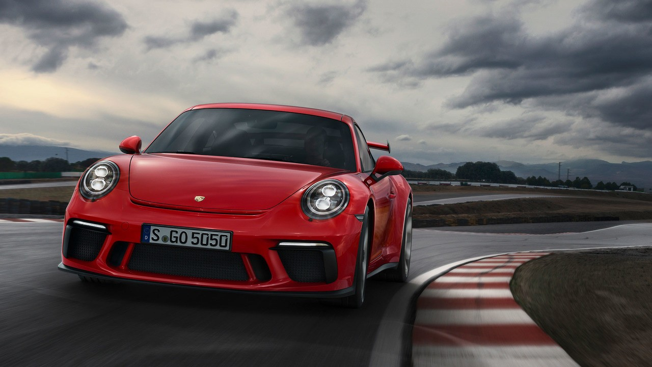 2018 Porsche 911 GT3 Is a Daily Driver with a Racecar ...