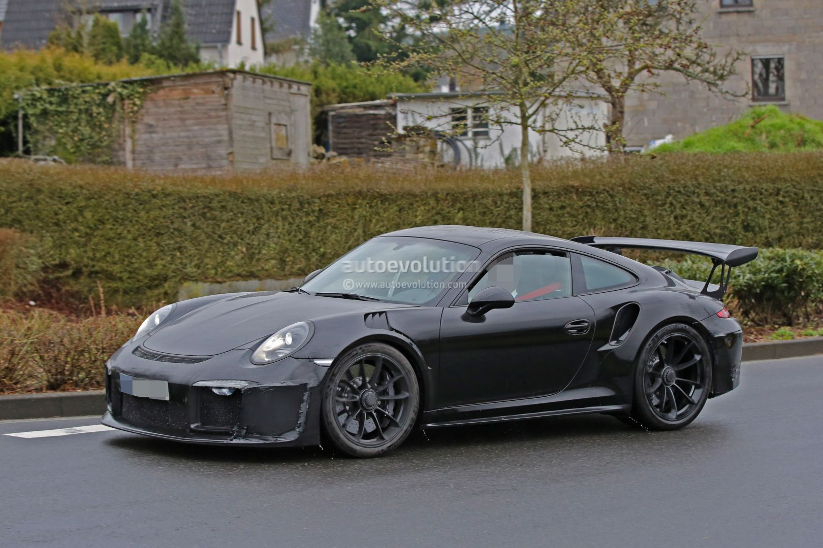 2018 porsche gt3 rs. beautiful gt3 2018 porsche 911 gt3 rs spied and porsche gt3 rs d