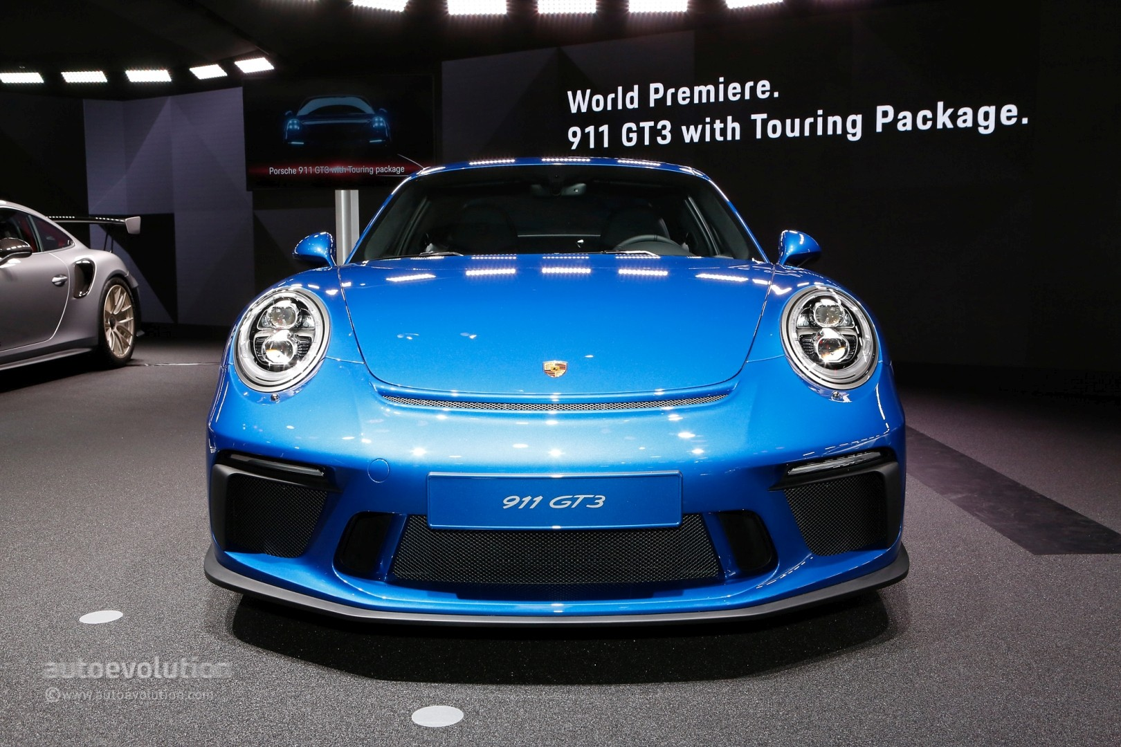 2018 porsche gt3 touring. simple 2018 live photos new porsche 911 gt3 touring package with 2018 porsche gt3 touring h