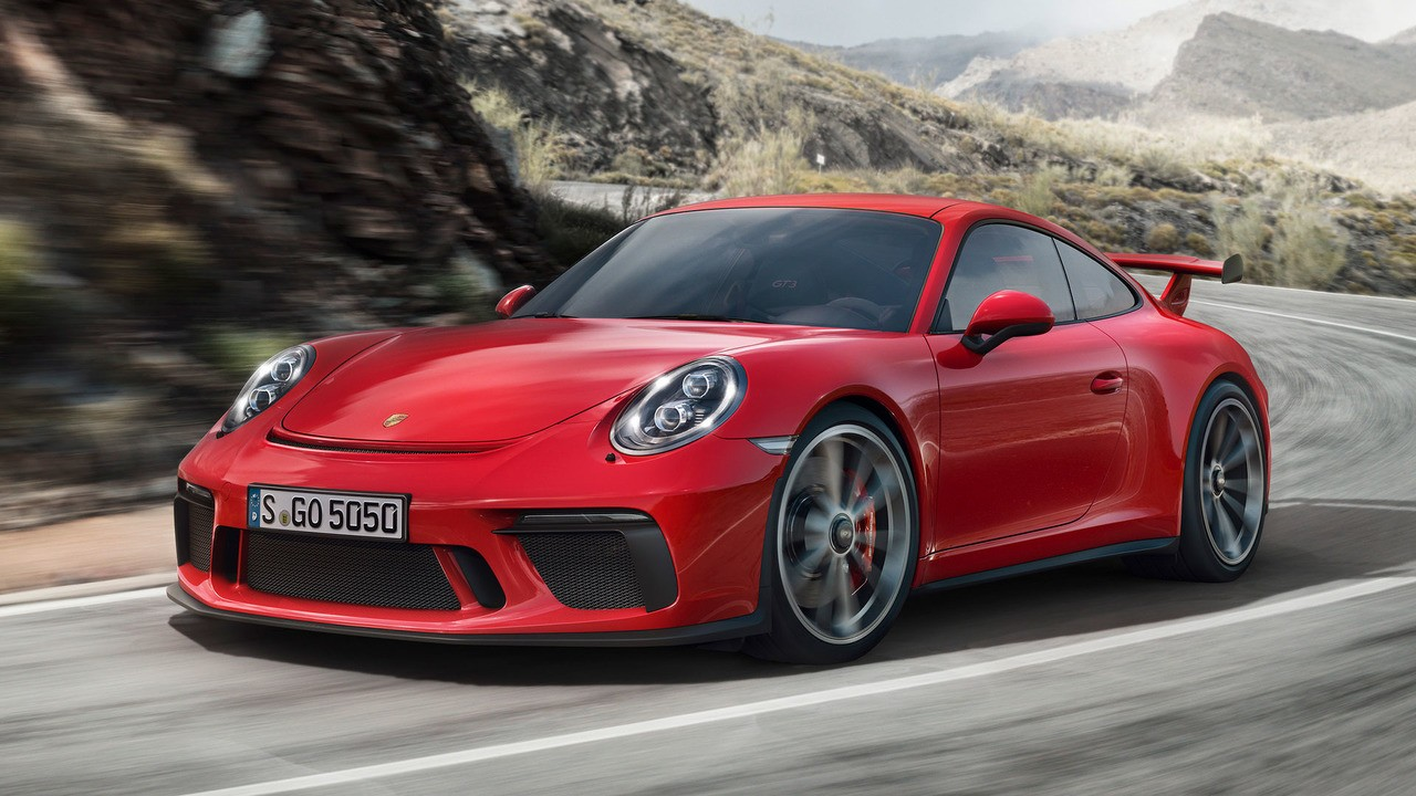 2018 Porsche 911 Gt3 Tramples 991 Gt3 Rs In All Out Track