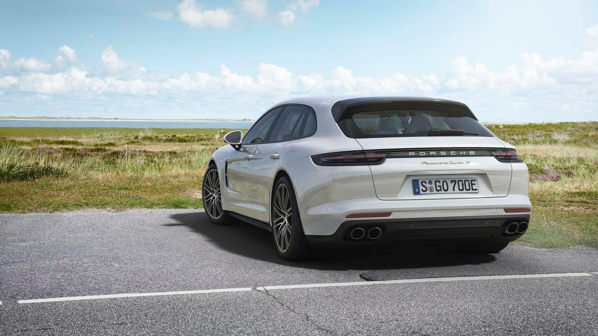 2018 Porsche Panamera Turbo S E Hybrid Sport Turismo Is A