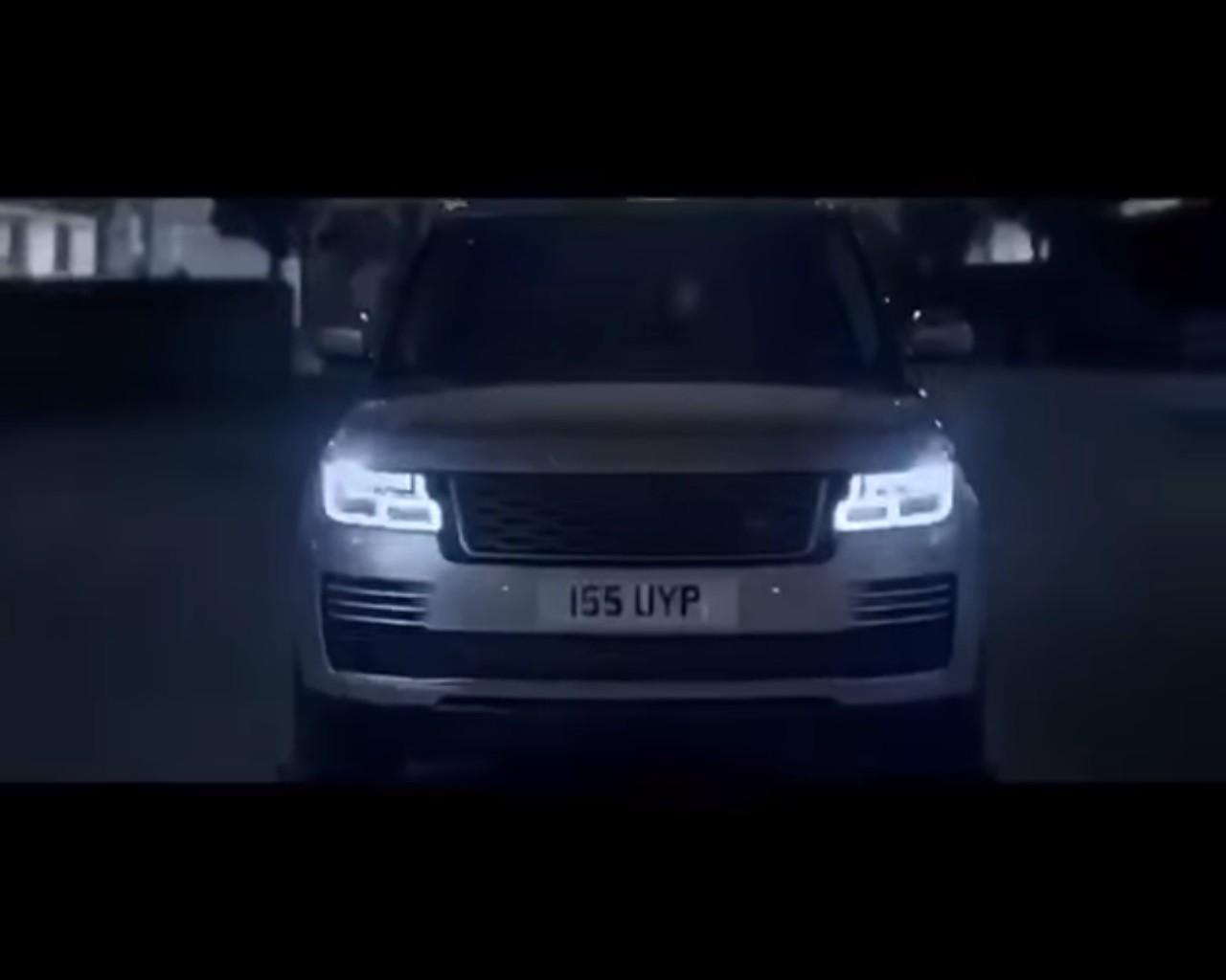 Leak 2018 range rover facelift promo video signals debut for Opus wallpaper range