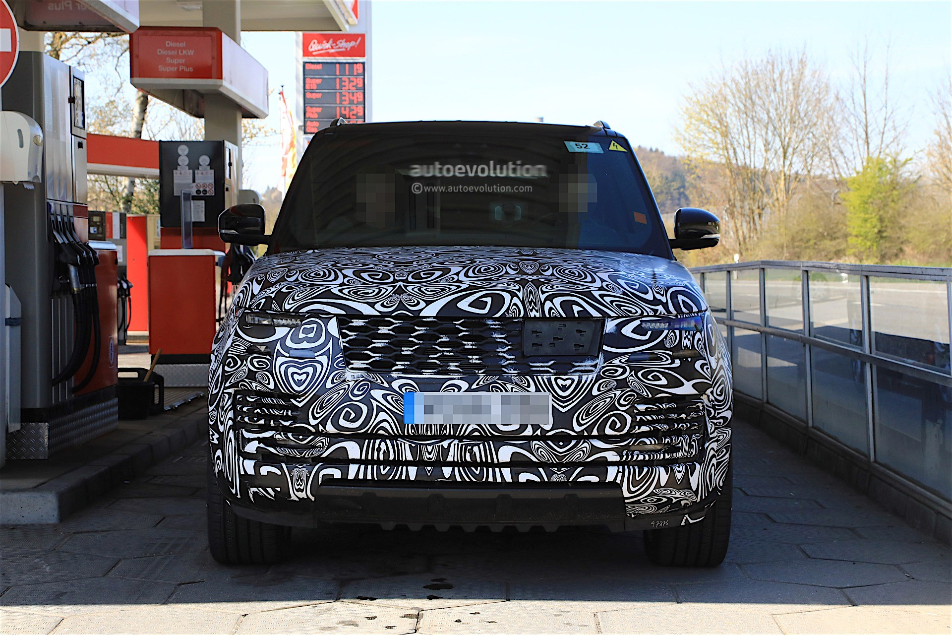 2018 land rover facelift. simple rover 2018 range rover facelift intended land rover