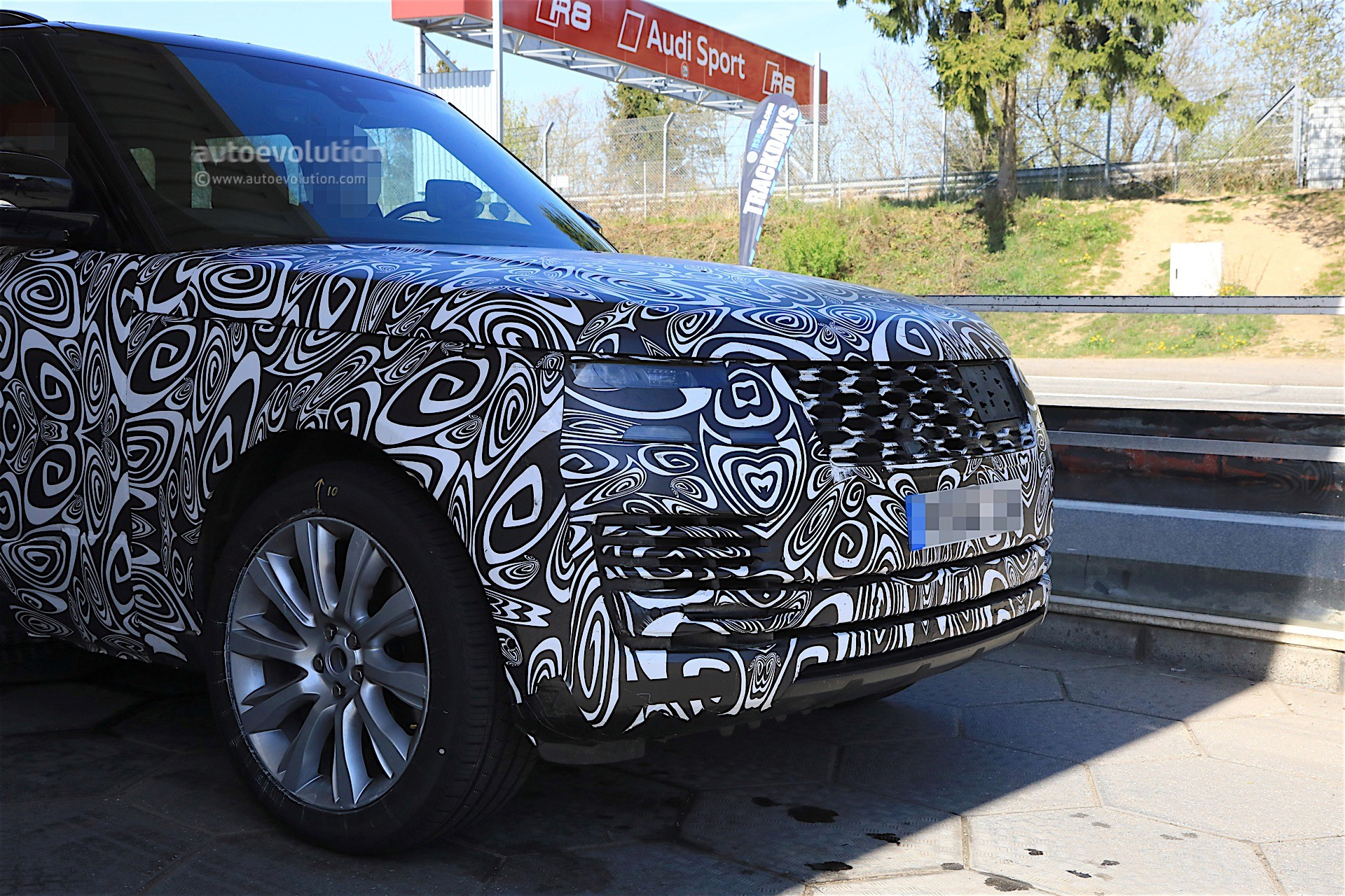 2018 land rover hse. wonderful 2018 2018 range rover facelift throughout land rover hse