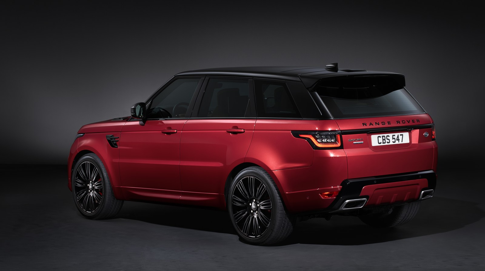 2018 range rover sport facelift debuts with 2 0 liter plug in hybrid version autoevolution. Black Bedroom Furniture Sets. Home Design Ideas