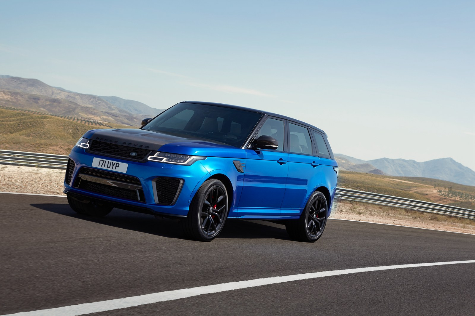 Discovery Sport 2018 Changes >> 2018 Range Rover Sport SVR Facelift Has Carbon Hood - autoevolution