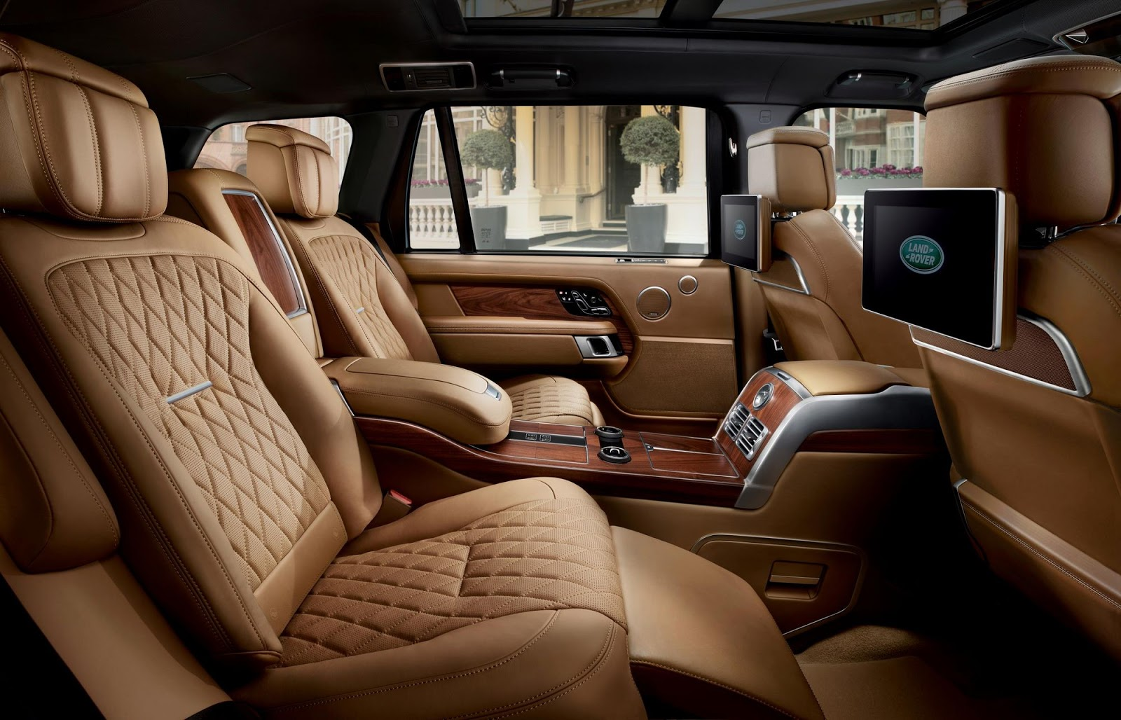 2018 Range Rover Svautobiography Is A First Class Luxury