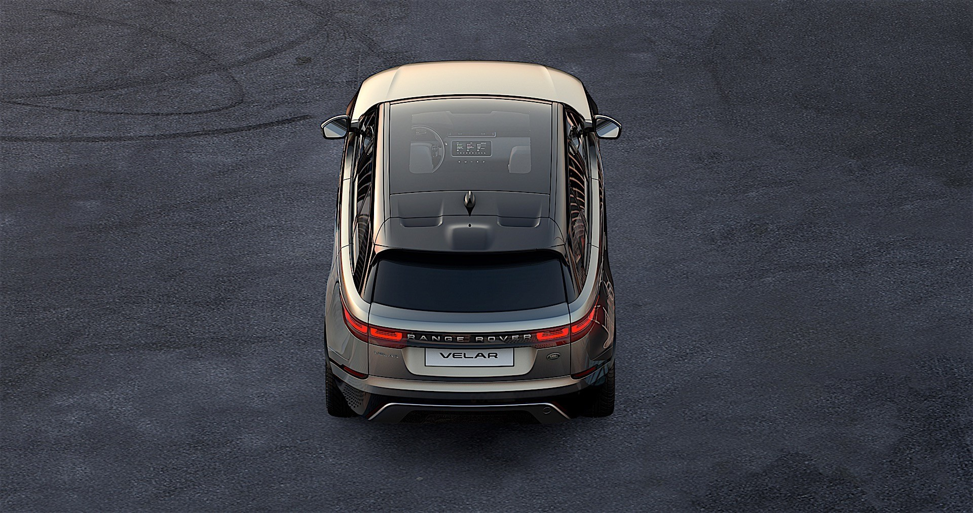 2018 Range Rover Velar Interior Spied Has Sport Design Teaser